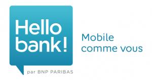 Logo de la banque en ligne Hello Bank