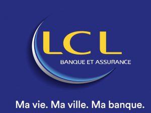 Logo de la banque traditionnelle LCL (Le Crédit Lyonnais)