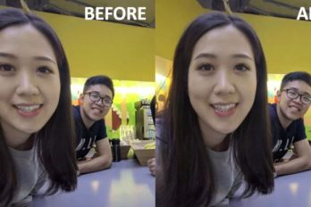 New Algorithm Undistort Faces at the Edges of Wide-Angle Photos