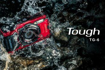 Olympus Tough TG-6