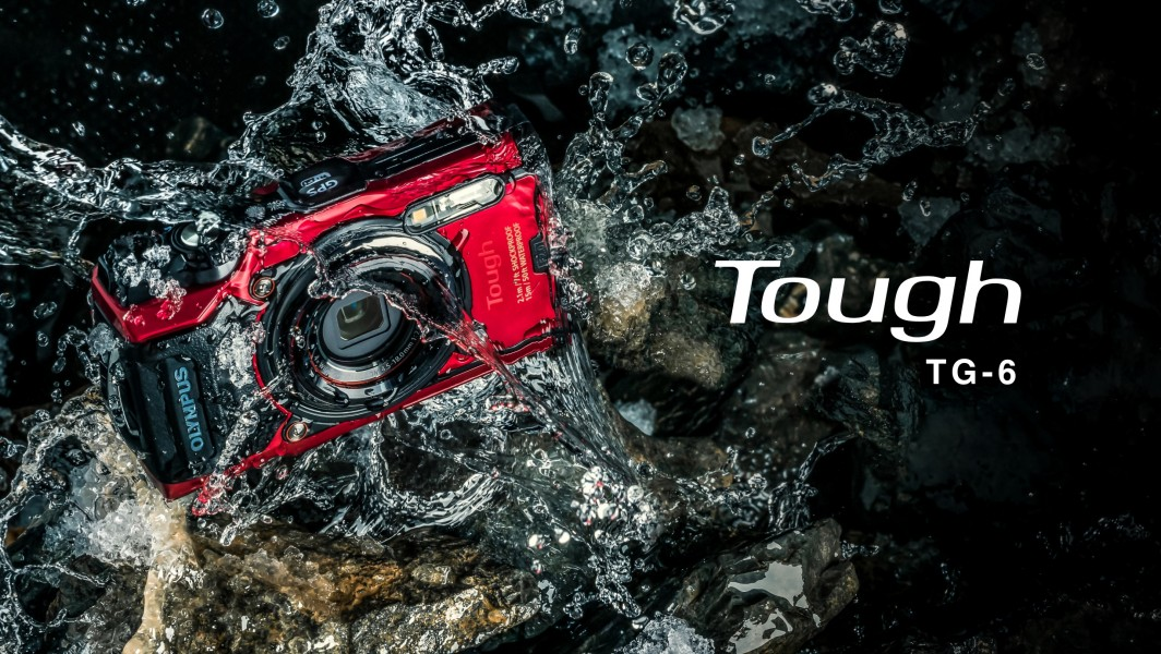 Olympus: Tough TG-6 built for adventure