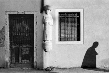 Early Morning at Canal Madonna dell'Orto, Cannaregio, Venice, Italy, 2001