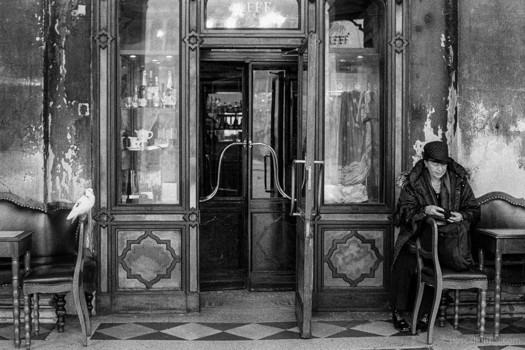 Caffè Florian is a coffee house situated in the Procuratie Nuove of Piazza San Marco, Venice, Italy.
