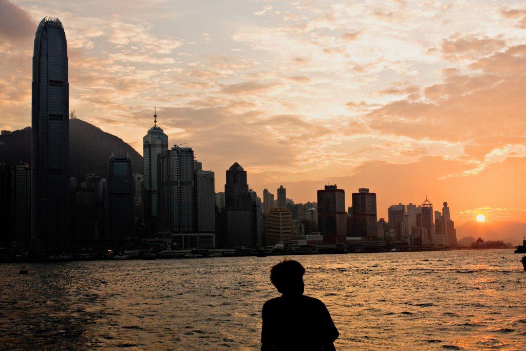 Hong Kong, Sunset - Free HD Original Images
