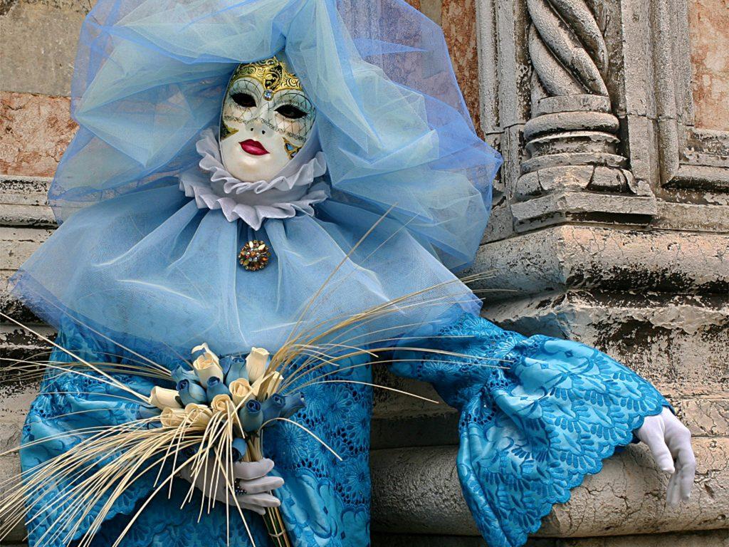 Print: Venice Carnival, Free Original Images
